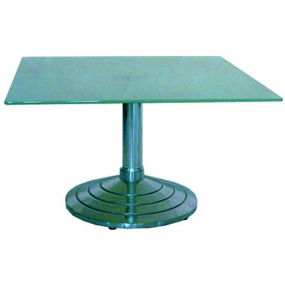 Couchtisch quadratisch Glasplatte Tisch Messe Veranstaltung Backstage Möbel Firmenevent Firmenveranstaltung Privatveranstaltung Privatevent