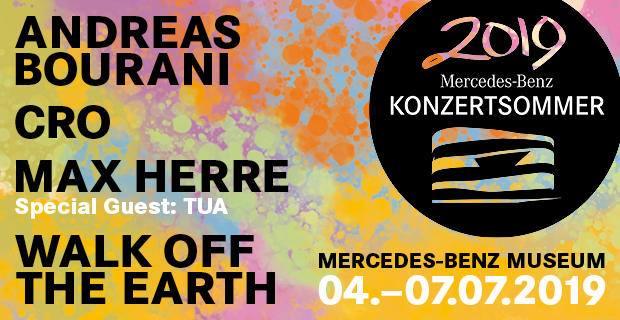 Konzertsommer Mercedes Benz Museum Absperrung Veranstaltung Personaldienstleistung Material Bauzaun Stagehand Stagehands