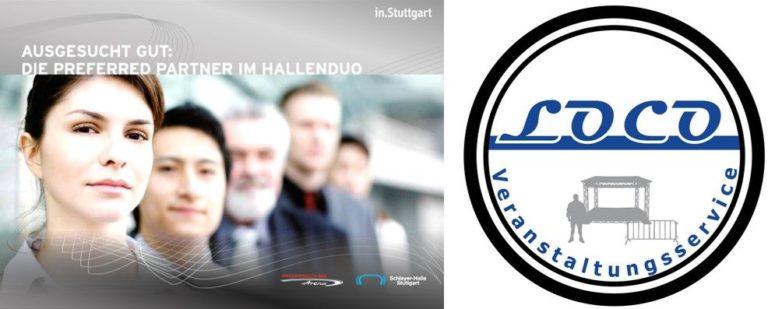 Veranstaltung Konzert Event Personaldienstleistung Personaldienstleister Eventpersonal Stagehand Schleyer-Halle Porsche Arena Hanns-Martin-Schleyer-Halle Stuttgart in.stuttgart Zusammenarbeit Preferred Partner
