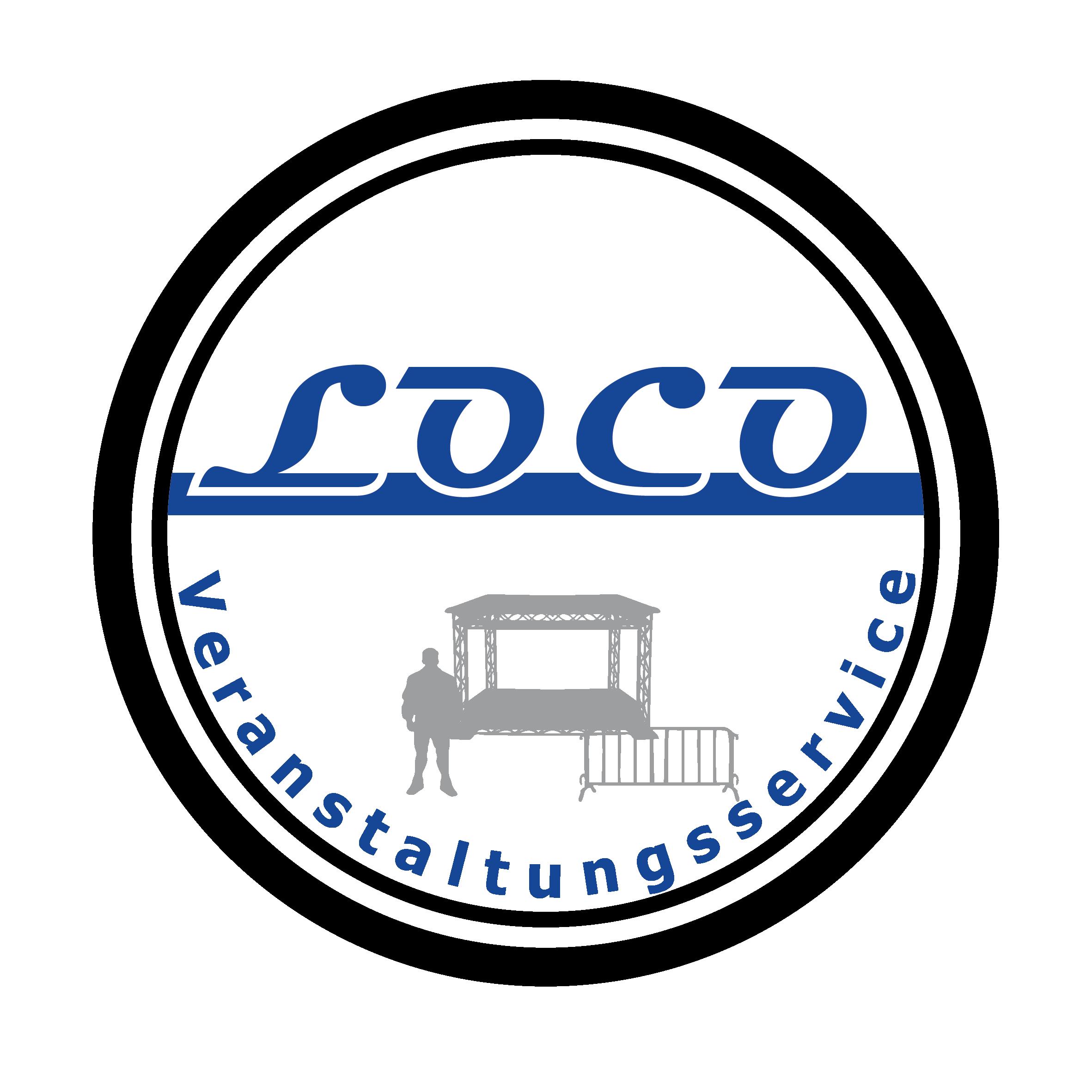 LOCO Veranstaltungsservice Personaldienstleistung Eventinfrastruktur Stagehand Absperrung Bauzaun Stagebarrier Personal Helfer Veranstaltung