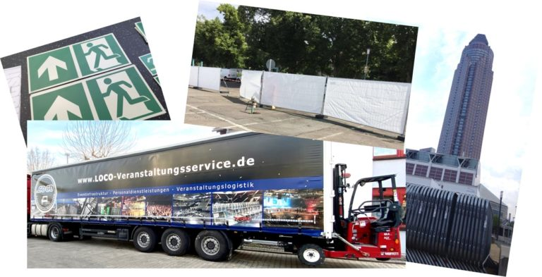 Absperrgitter Absperrung Bauzaun Leitsystem Schilder Fluchtweg Verkehrsleitsysteme Mannesmanngitter Bauzäune Planen
