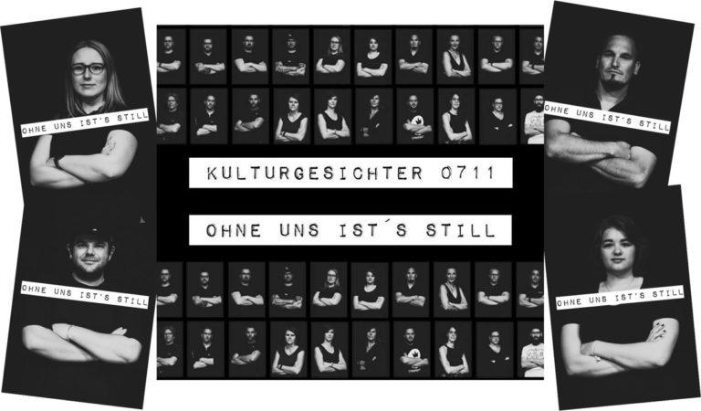 Kulturgesichter Stuttgart Veranstaltungswirtschaft Veranstaltungsbranche AlarmstufeRot NightofLight