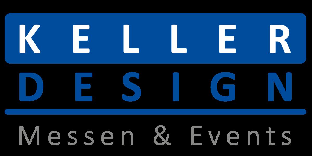 Keller Design Logo Messe Messebau Veranstaltungsbranche Veranstaltungen Events Unternehmen