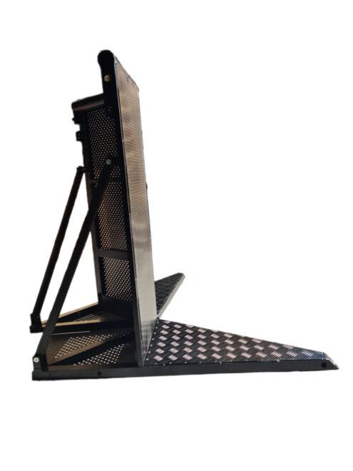 Stagebarrier-varialbeecke-ecke-schwarz-sonderteil-buehne-crashbarrier-buehnengitter-veranstaltung-konzert-sicherheit-event-openair-festival-stuttgart-leonberg-ludwigsburg-hinten